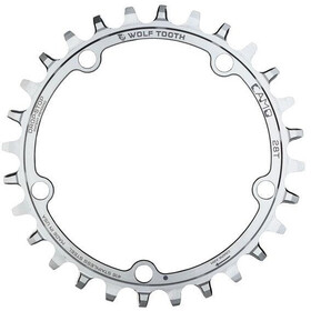 Wolf Tooth Round Chainring Stainless Steel